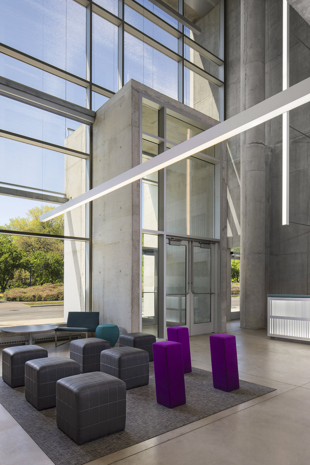 VUE53  COMPLETED  The residences in Hyde Park was recently completed as a joint effort with  VDT  and SLH who provided the design of interiors and furnishings.