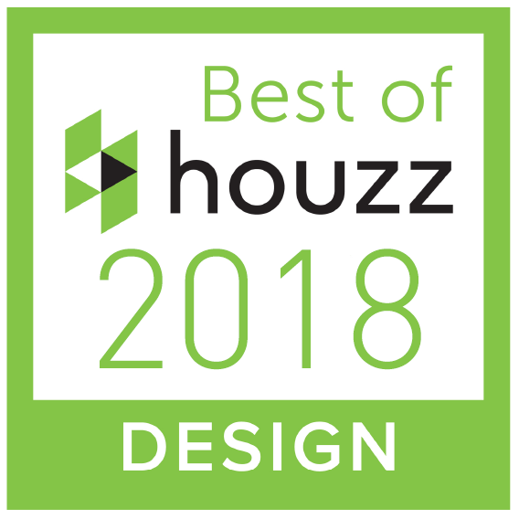 BEST OF HOUZZ DESIGN 2018!