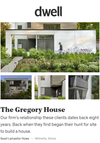 DWELL   The Gregory House