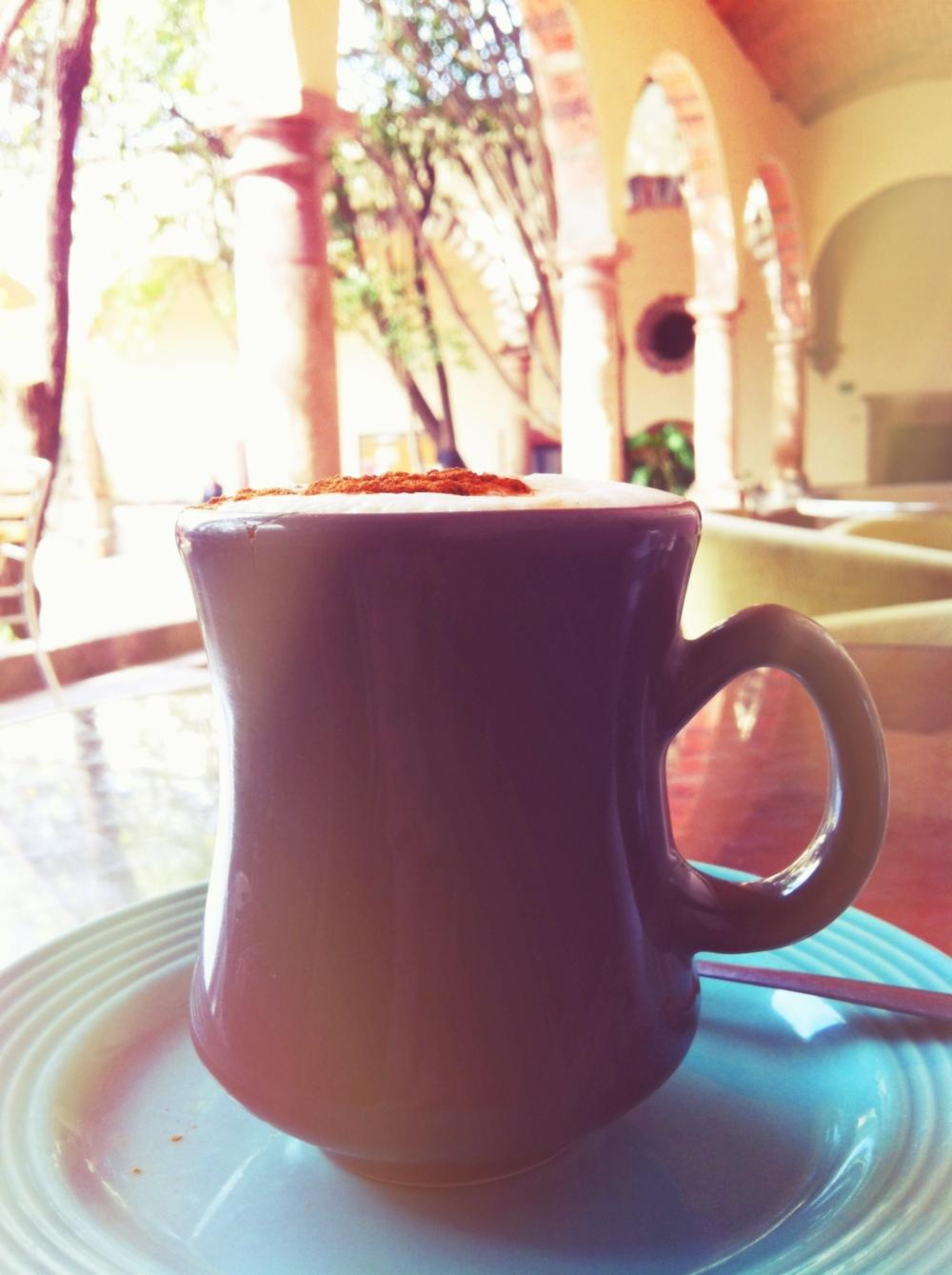 Sunday Morning Coffee 1