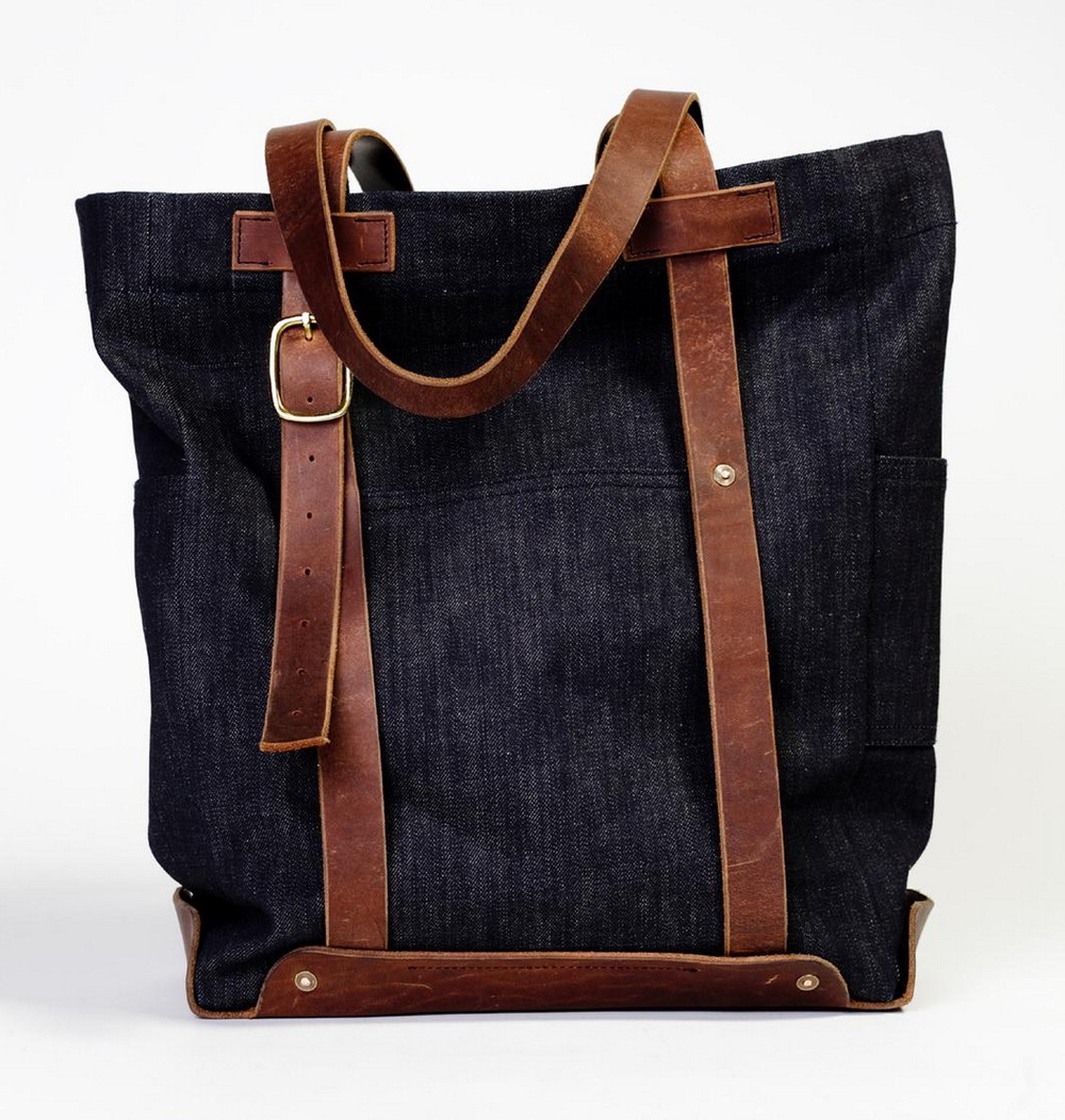 "RALEIGH Denim Workshop ""1905 Tote"""