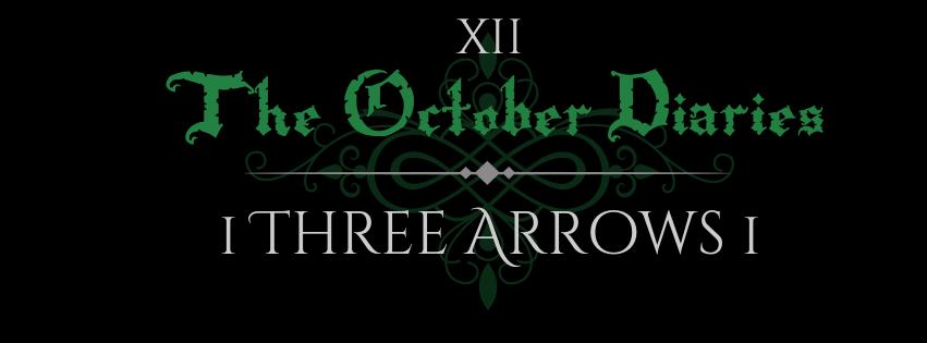 The October Diaries Three Arrows.jpg