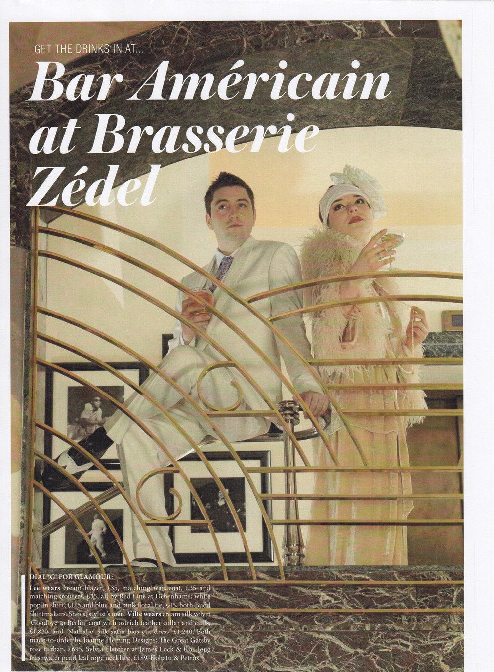 Bar American Brasserie Zedel Pearl Shoot.jpg