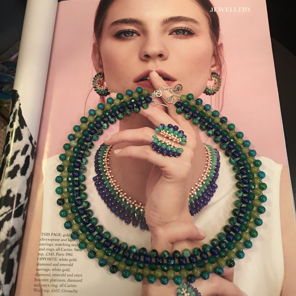 Cartier-Lapis Green Necklace.jpg