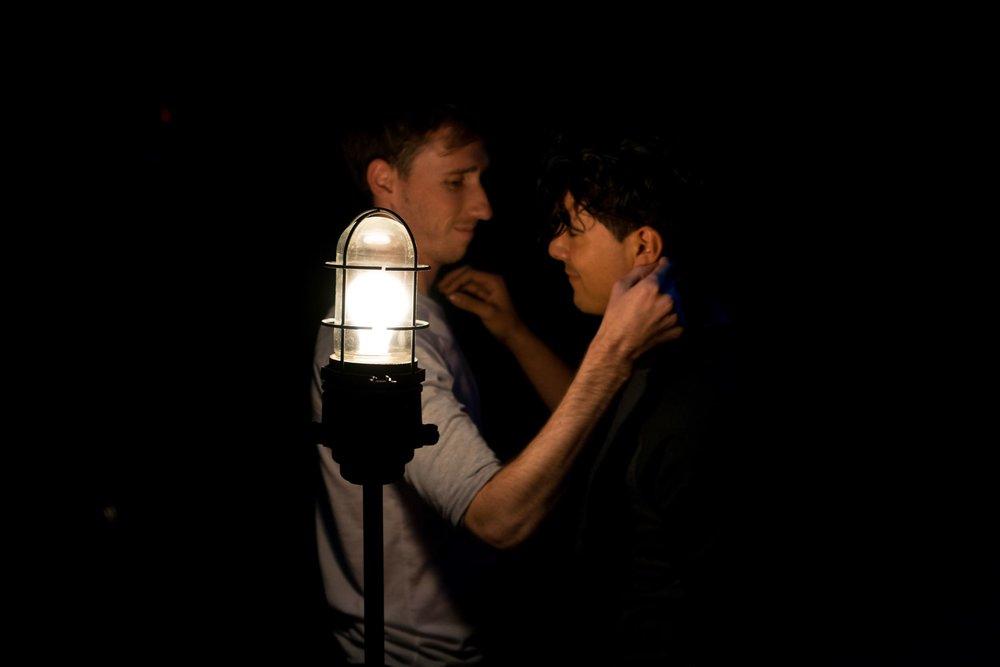 Will Detlefsen & Angel Acuña Unstrangering Duet