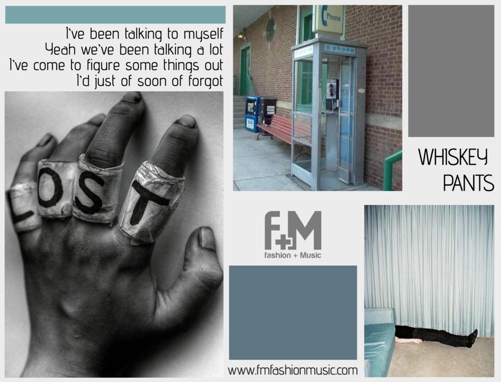 F+M Fashion and Music. Social Media Post.