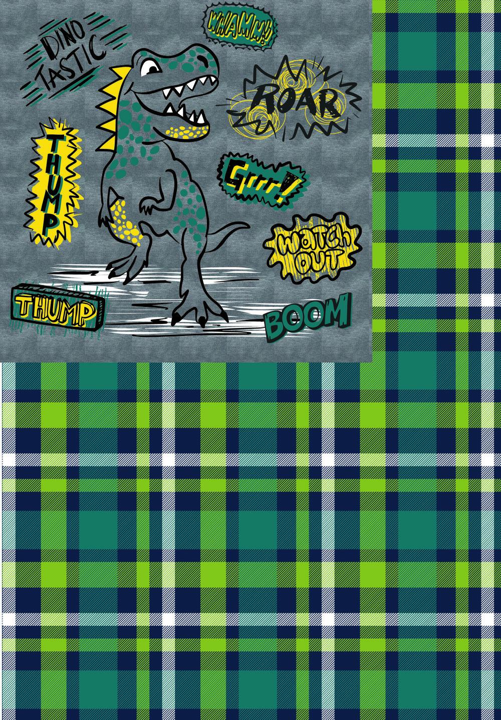 Dino Scribble