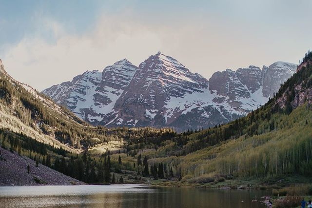 There is a reason this place is one of the most photographed spots in CO. It's full of magic.