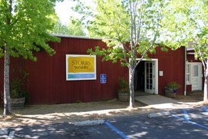 Tasting Room at the Old Sash Mill in Santa Cruz