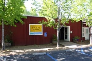 Tasting Room at the Old Sash Mill in Santa Cruz