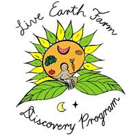 Live Earth Farm Discovery Program logo
