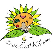 Live Earth Farm logo