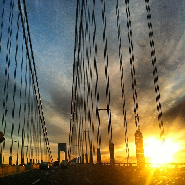 #Verrazano #bridge #roadtrip #headedsouth #springbreak