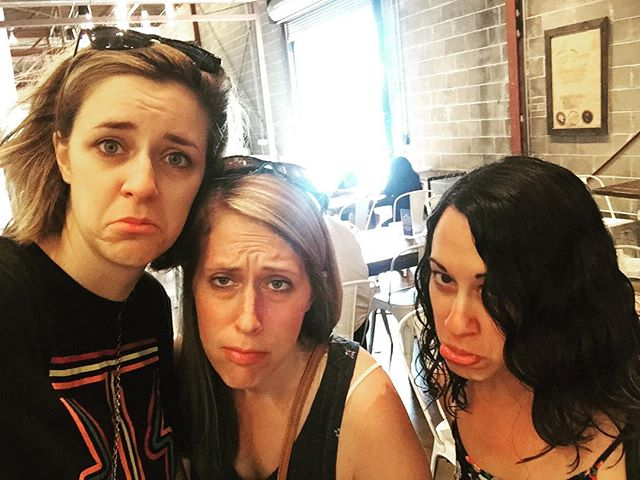 P.T.R.S.T.D = Post The Rocket Summer Tour Depression. 🎸🥁😩 Why can't we just live our lives on tour and see #therocketsummer every night with our friends?? 🤷🏼♀️#thedream #dyf2017