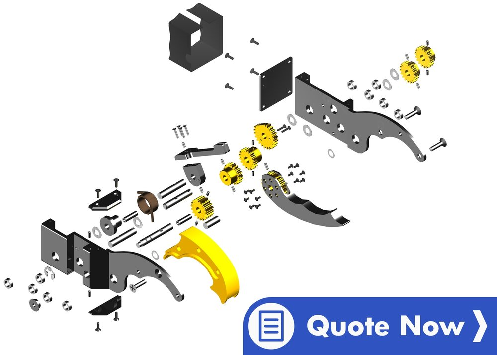 Get a Quote for Design and Engineering Services