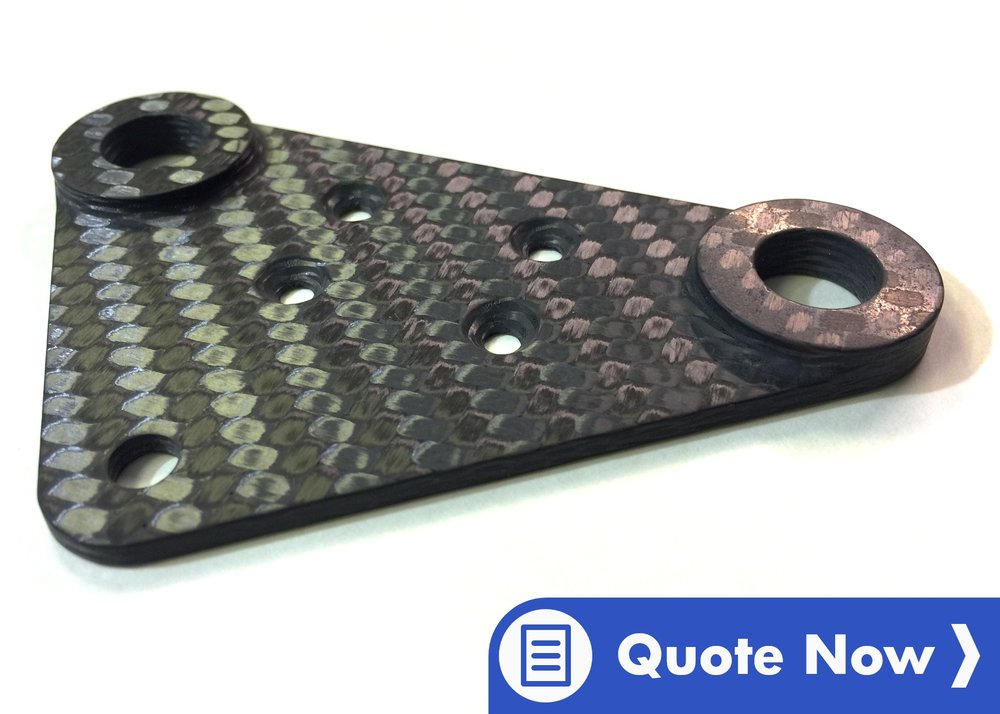 Get a Quote for Custom CNC Machining