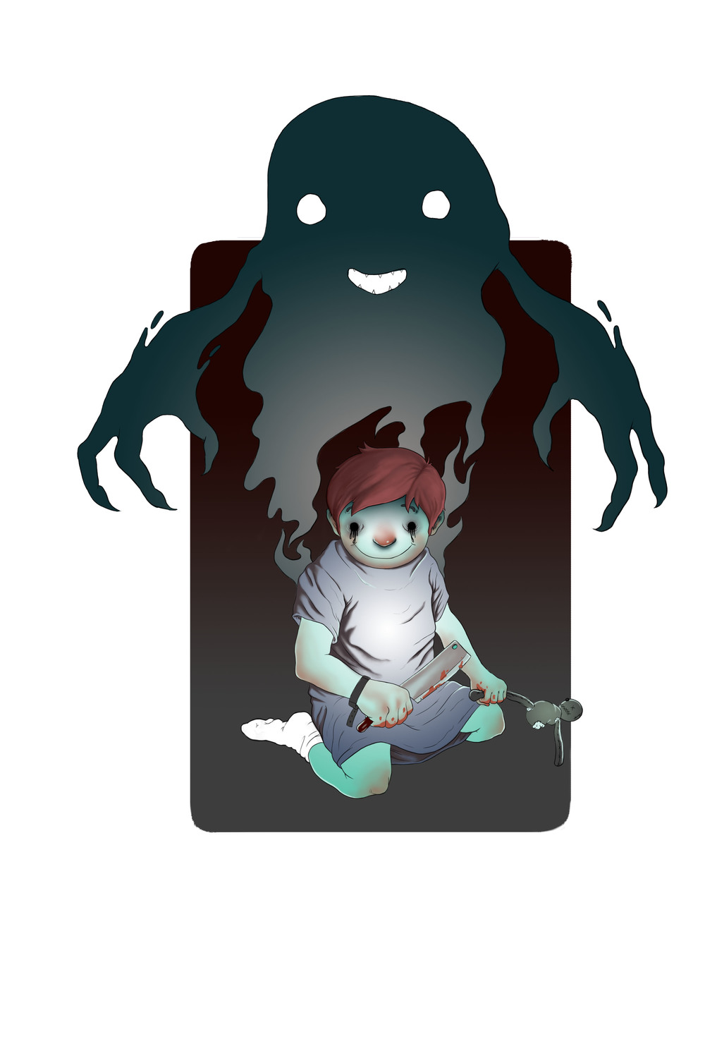 Poltergeist Child Design