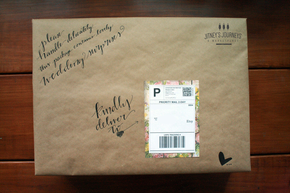 Packaging by Jitney's Journeys