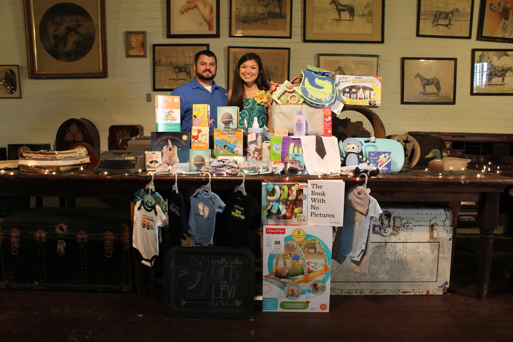 Baby Shower via Jitney's Journeys