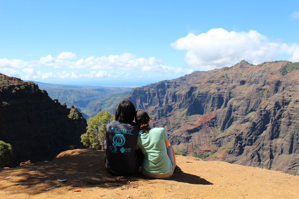 Waimea Canyon // Kauai, Hawaii via Jitney's Journeys