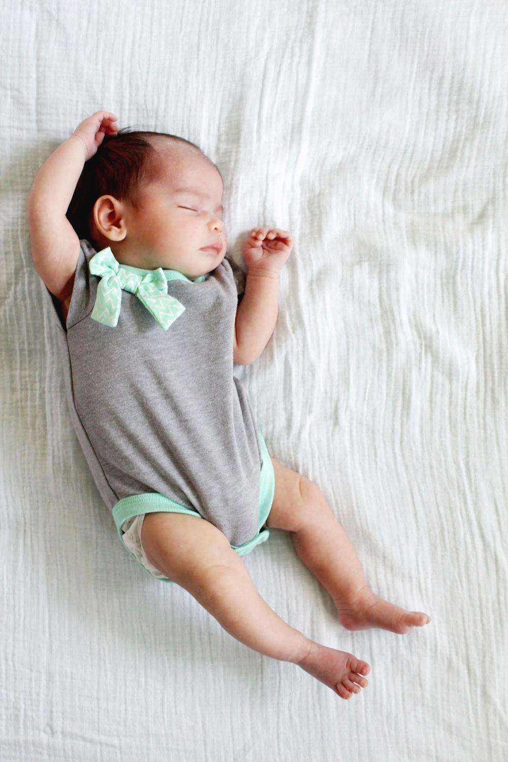 Baby Fashion Photo // via Jitney's Journeys