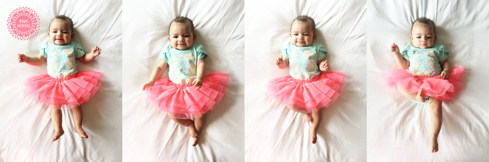 five months old update // mia kai // via Jitney's Journeys