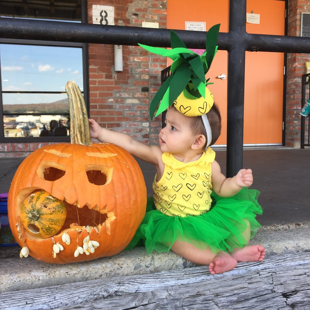 dc5ee99d97e4 Jack O Lantern Costume Baby   Sc 1 St Trend Hunter