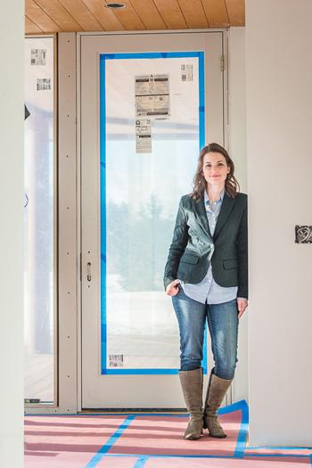Lindsey Stewart, Architect & Interior Designer | AIA LEED ap