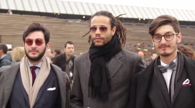 Watch the Fashion Highlights of thePitti Immagine Uomo 2014 show.