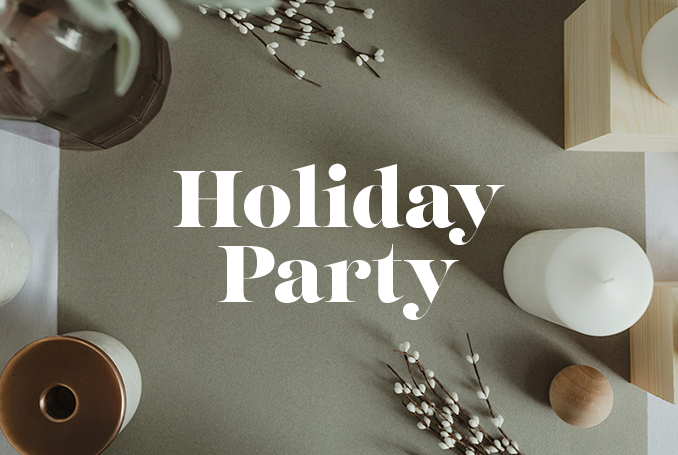 Online Invitations for Holiday Parties