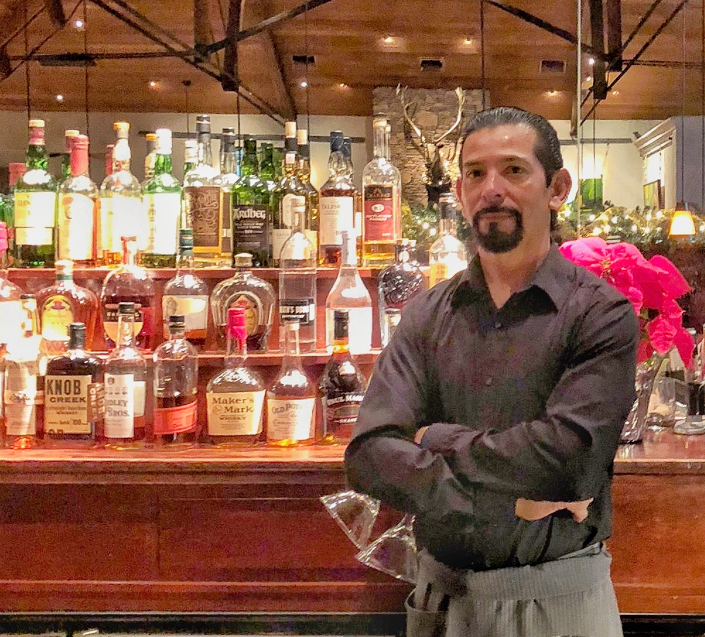Carlos  is Brannan's Social Dining & Cocktails bartender for 18 years, and counting!