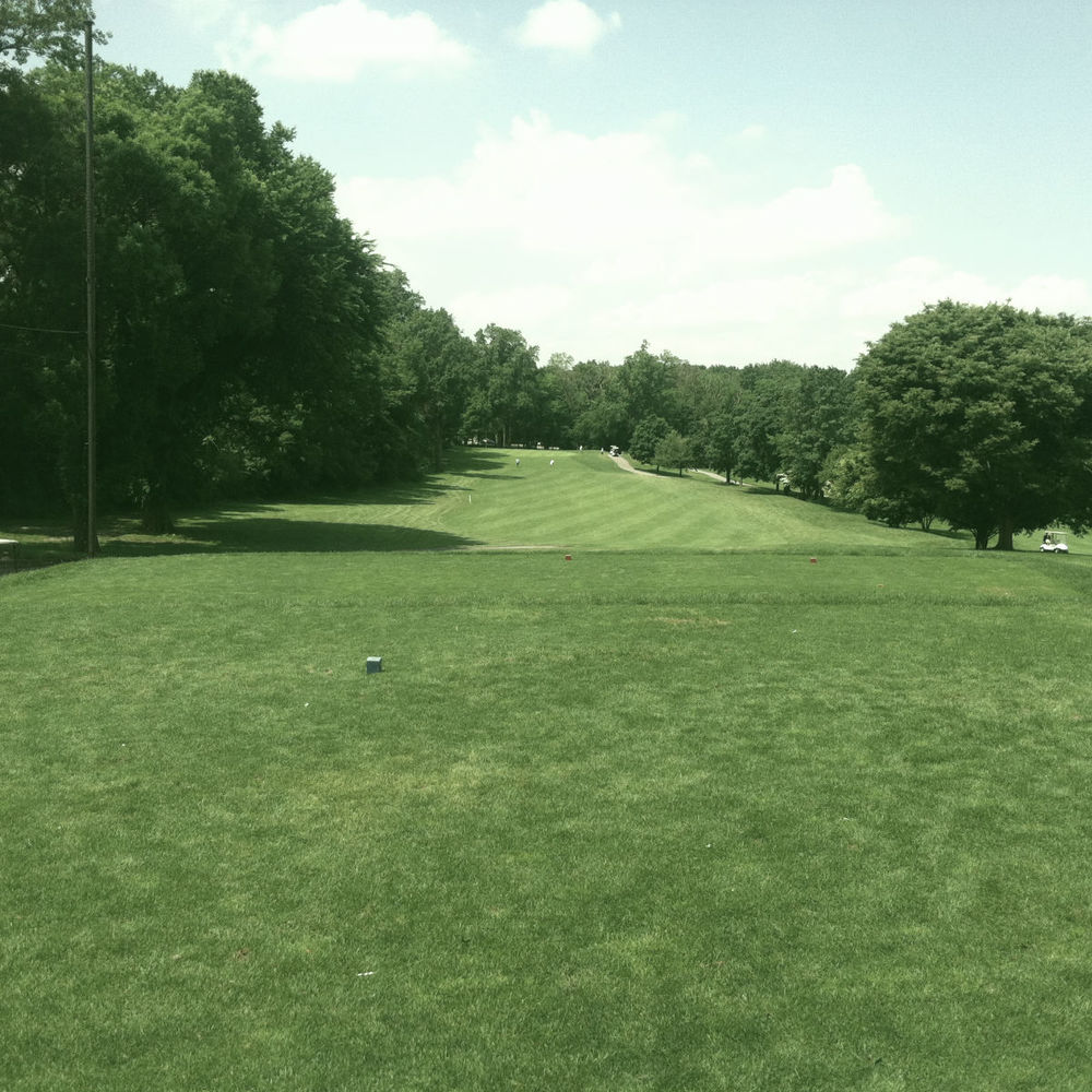 View from the First Tee