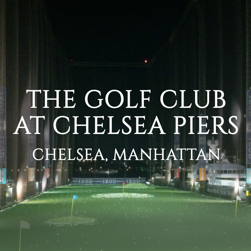 The Golf CLub at Chelsea Piers