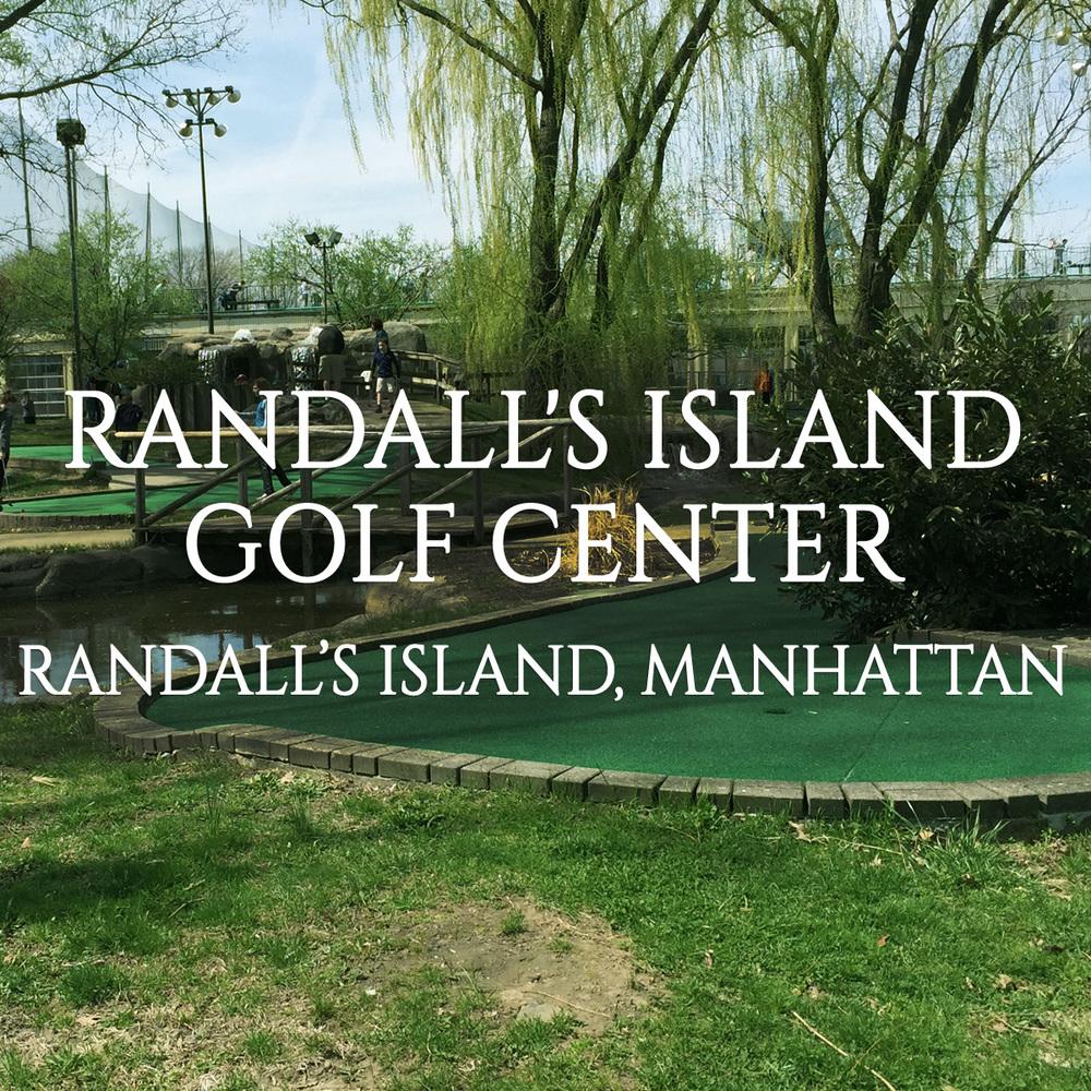 Randall's Island Golf Center
