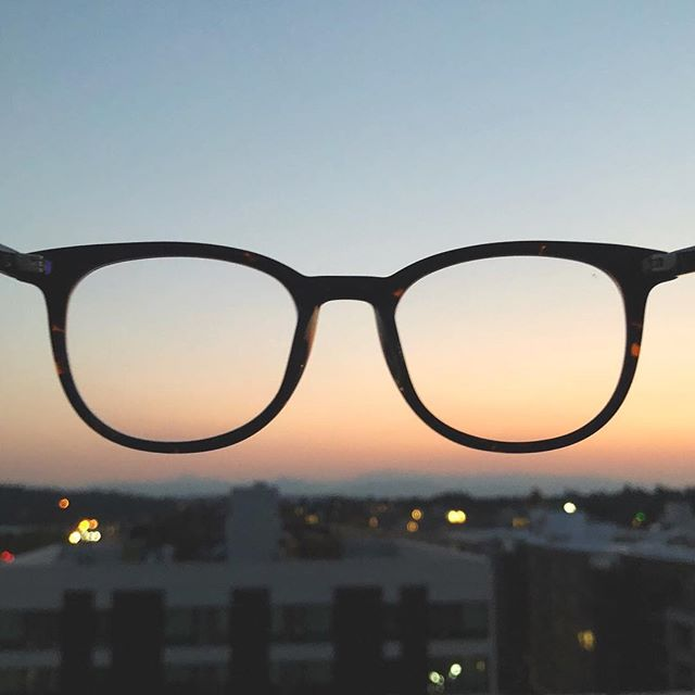 I see something in the distance! What could it be? 👓