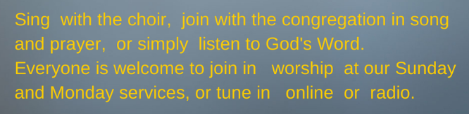 Click to Join In WORSHIP