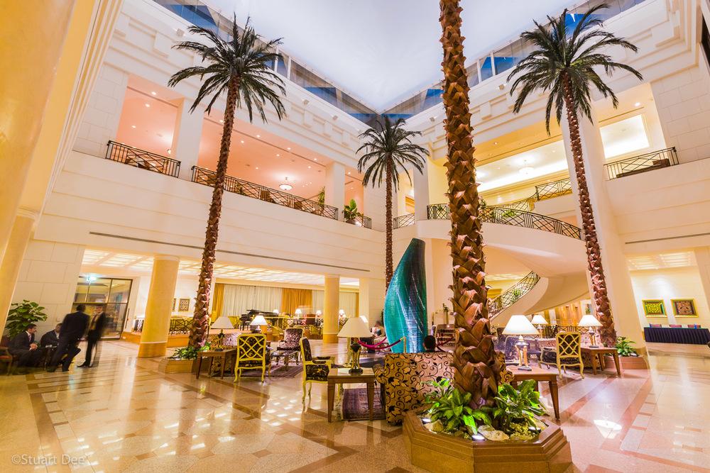Conrad Hotel, Cairo, Egypt