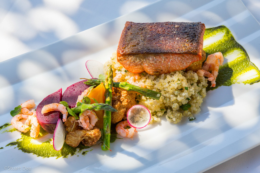 Pacific Northwest Sockeye Salmon