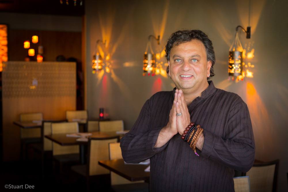 Vikram Vij, Chef and Restaurateur