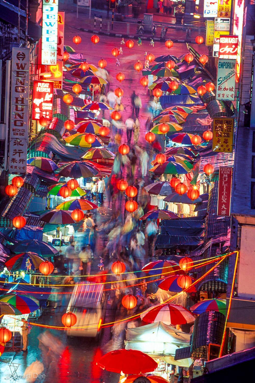 Petaling Street, Chinatown, Kuala Lumpur, Malaysia