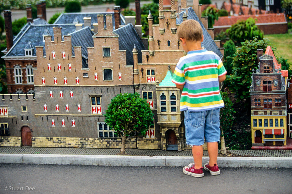 Madurodam, Miniature Holland, The Hague, Netherlands