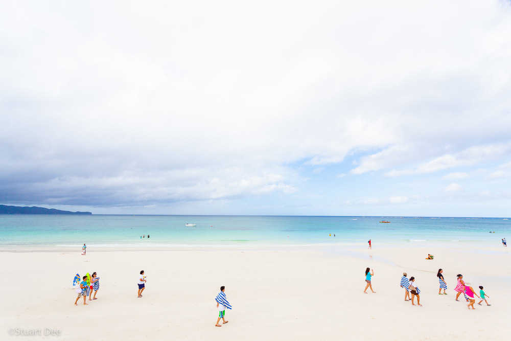 Boracay, Malay, Aklan, Philippines. Boracay is rated as one of the top beaches/islands in the world.