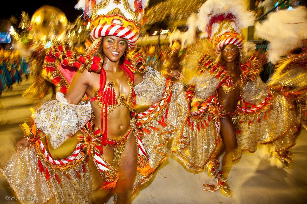 Carnival, Sambadrome, Rio de Janeiro, RJ, Brazil.