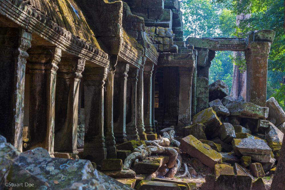 Angkor Wat Complex, Angkor, Siem Reap Province, Cambodia