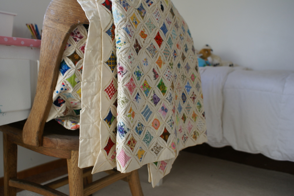 Cathedral window quilt — FreshMD : quilt cathedral window - Adamdwight.com