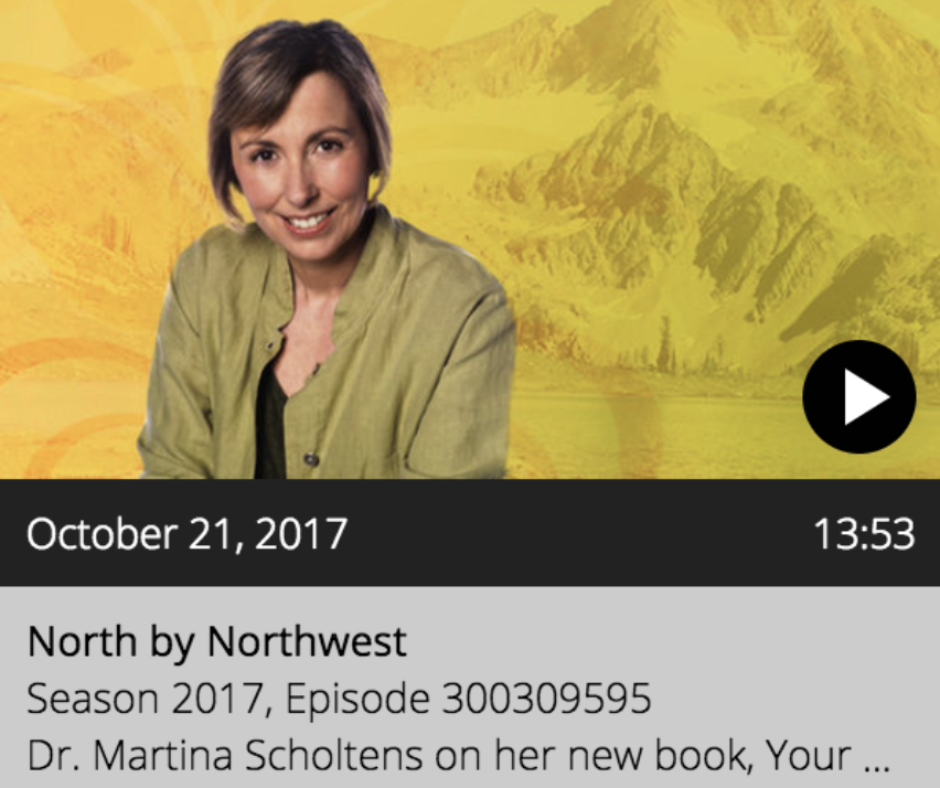 North by Northwest - October 21, 2017