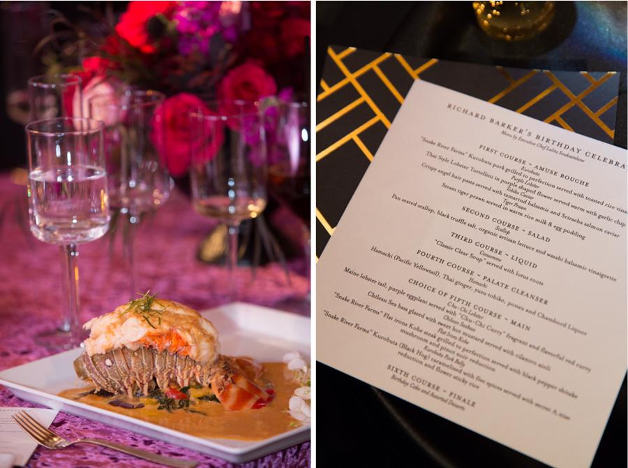 Osha restaurant san francisco nancy liu chin designs top floral birthday dinner photography chung li planning jubilee launbsp event design gloria wong malvernweather Image collections