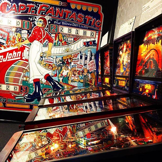 Pinball wizard #eastbay #pinball #pinballmuseum #alameda #local #explore #pinballwizard #flashback