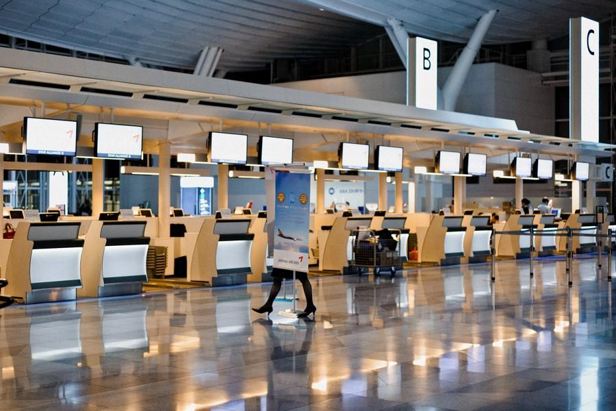 Tokyo International Airport, Tokyo, 2011