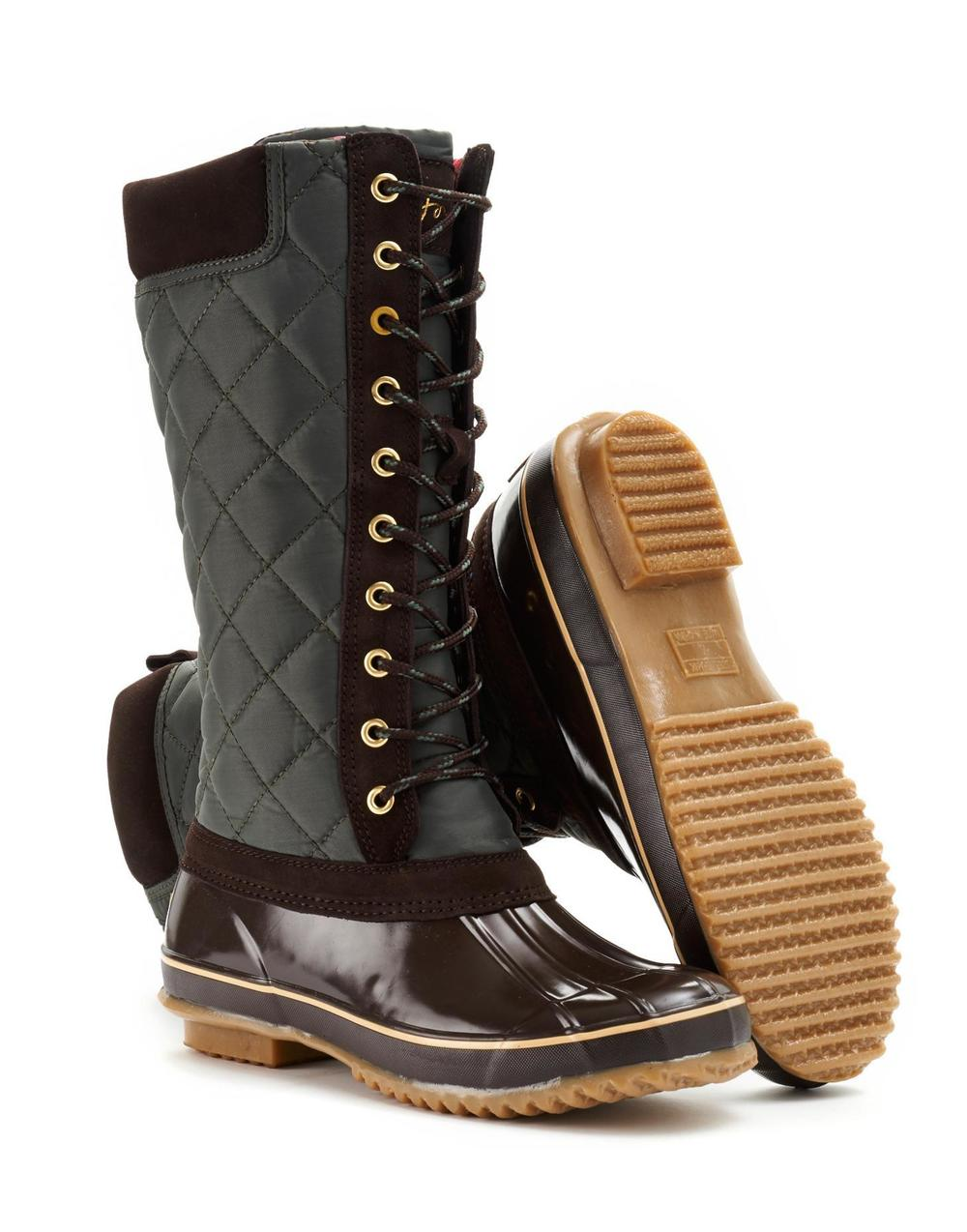 Joules, Lace Up Muck Boot £49.95
